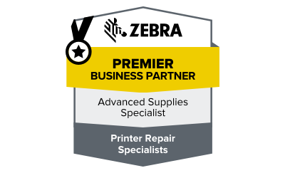 We Are Now Your Certified Zebra Repair Specialists!